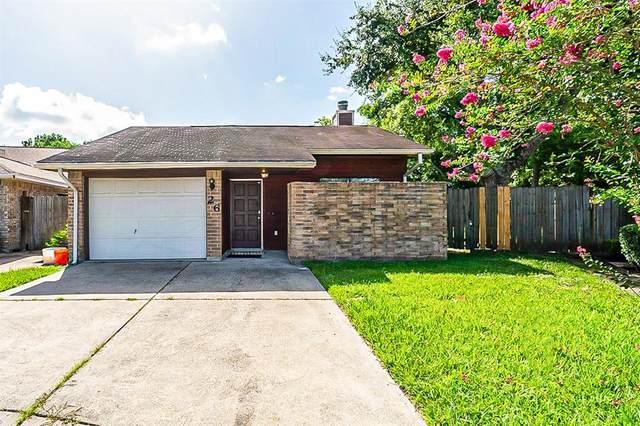 26 Parkbriar Circle, Baytown, TX 77521 (MLS #48390453) :: The Home Branch