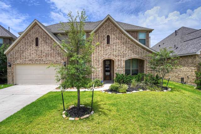 23522 Kingsford Shadow Lane, Katy, TX 77493 (MLS #48390769) :: The Heyl Group at Keller Williams