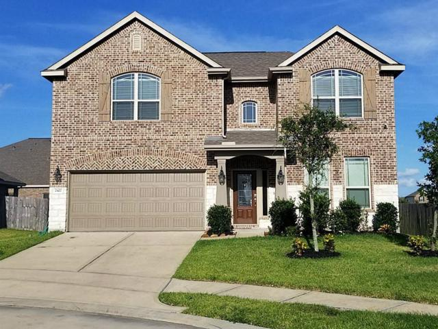 2427 Tall Sequoia Drive, Fresno, TX 77545 (MLS #48391900) :: The Heyl Group at Keller Williams
