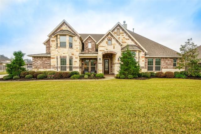 40607 Remington Lane, Magnolia, TX 77354 (MLS #48393575) :: Texas Home Shop Realty