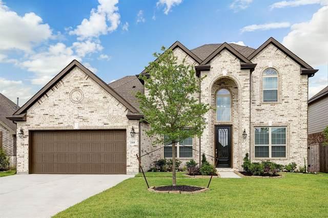 2315 Vineyard Terrace Lane, League City, TX 77573 (MLS #48396690) :: Giorgi Real Estate Group
