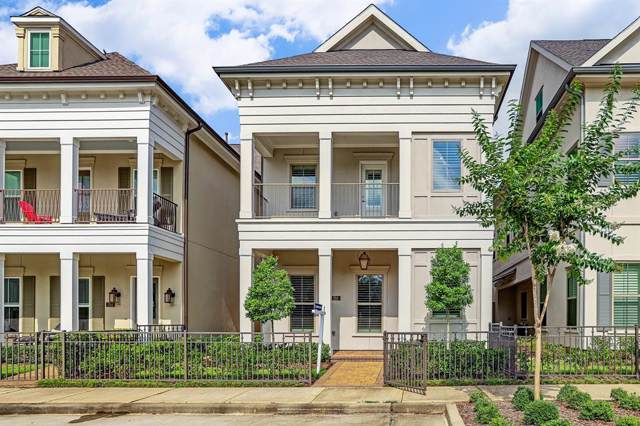 250 Green Boulevard, The Woodlands, TX 77384 (MLS #48397453) :: Texas Home Shop Realty