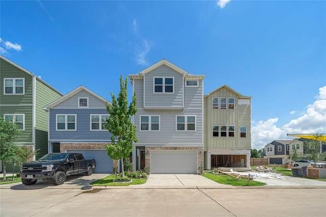 5439 Holguin Hollow Street, Houston, TX 77023 (MLS #48401465) :: The Home Branch
