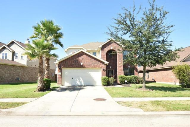 16218 Peach Bluff Lane, Cypress, TX 77429 (MLS #48407103) :: Connect Realty