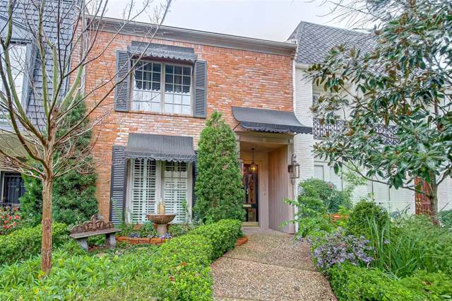 2204 Amberly Court, Houston, TX 77063 (MLS #48415496) :: Texas Home Shop Realty