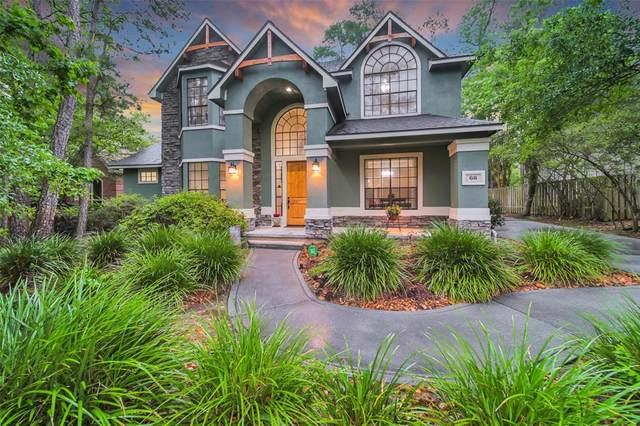66 Mystic Lake Circle, Spring, TX 77381 (MLS #48419804) :: Phyllis Foster Real Estate
