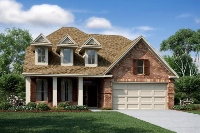 1717 Oakdale Mist Drive, Dickinson, TX 77539 (MLS #48423738) :: Texas Home Shop Realty