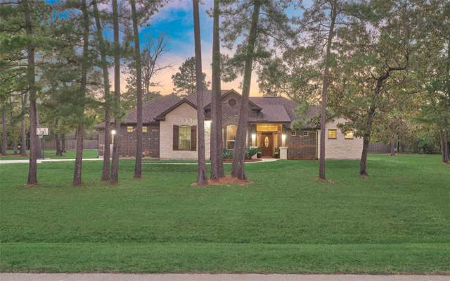 26511 Stagecoach Crossing Drive, Magnolia, TX 77355 (MLS #48430799) :: The SOLD by George Team