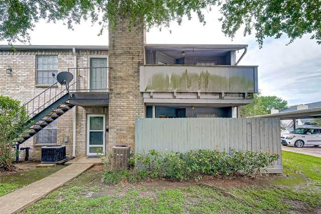 9700 Leawood Boulevard #1803, Houston, TX 77099 (MLS #4843300) :: The SOLD by George Team