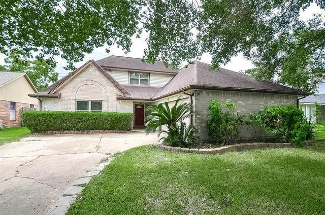 22803 Rangeview Drive, Katy, TX 77450 (MLS #48440919) :: The Sansone Group