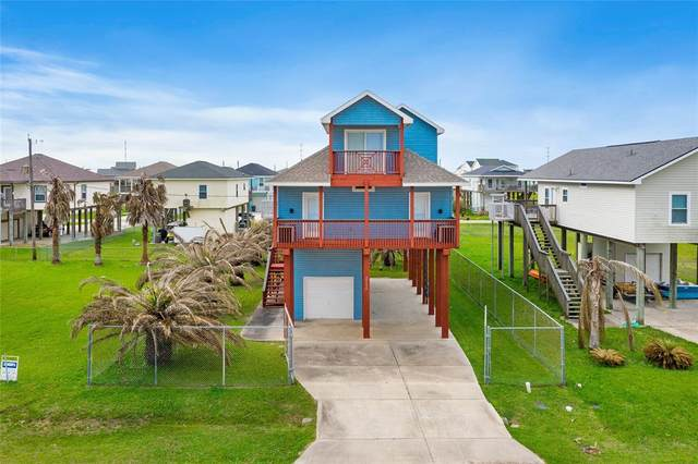 23155 Camino, Galveston, TX 77554 (MLS #48442516) :: The SOLD by George Team