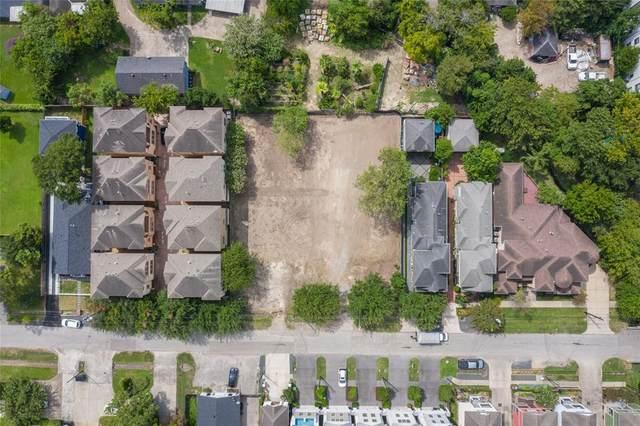 1204 W 22nd Street, Houston, TX 77008 (MLS #48443439) :: Green Residential