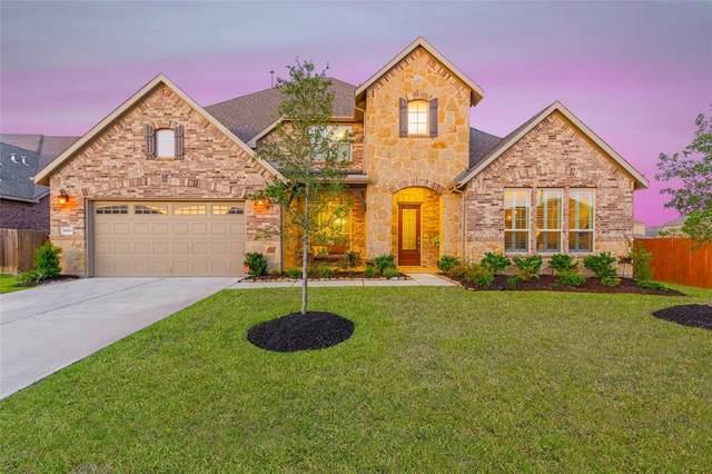 28203 Middlewater View Lane, Katy, TX 77494 (MLS #48467753) :: The Parodi Team at Realty Associates