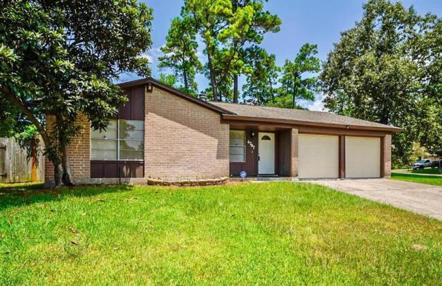 4707 Glendower Drive, Spring, TX 77373 (MLS #48470069) :: The Heyl Group at Keller Williams