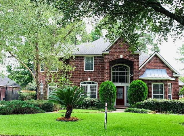 18834 Mountain Shade Drive, Spring, TX 77388 (MLS #48473706) :: Ellison Real Estate Team