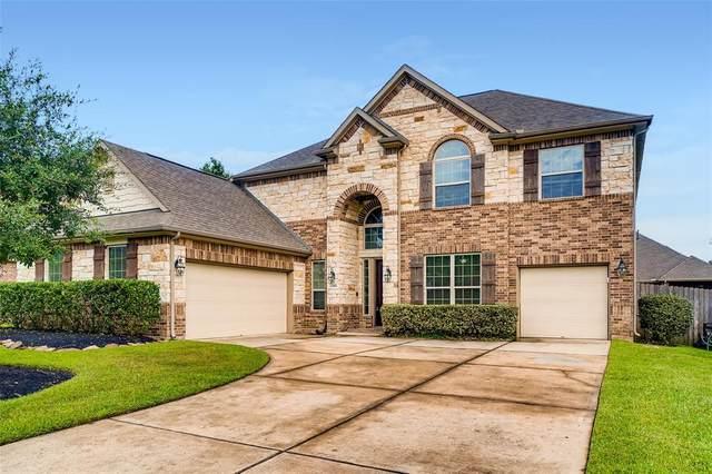 23318 Robinson Pond Drive, New Caney, TX 77357 (MLS #48479818) :: NewHomePrograms.com