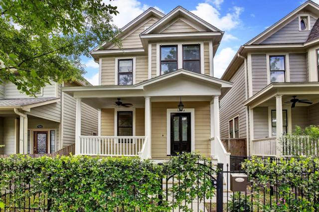 526 W 27th Street A, Houston, TX 77008 (MLS #4847997) :: Caskey Realty