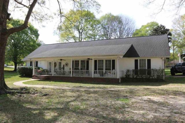 308 Lake Drive, Jasper, TX 75951 (MLS #48484990) :: The Home Branch