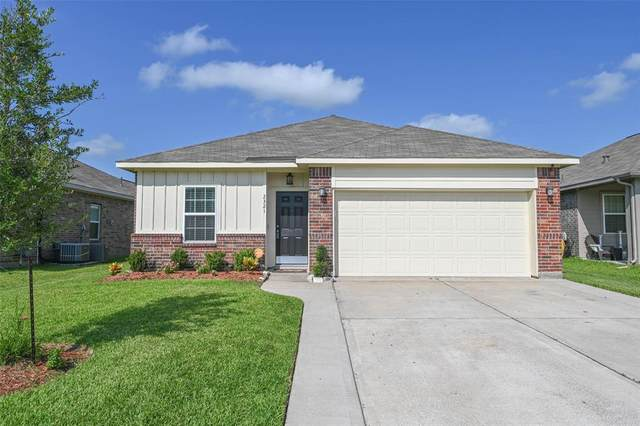 2321 Ruby Drive, Texas City, TX 77591 (MLS #48489497) :: The Heyl Group at Keller Williams