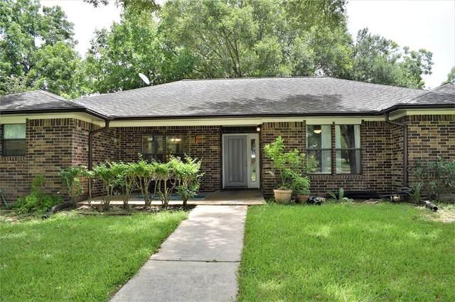 2107 Mckeever Road, Rosharon, TX 77583 (MLS #48494058) :: The Heyl Group at Keller Williams