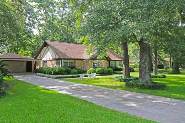 419 Magnolia Bend, Roman Forest, TX 77357 (MLS #48498280) :: The SOLD by George Team