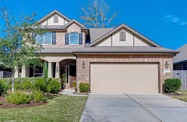 23415 Banks Mill Drive, New Caney, TX 77357 (MLS #48507258) :: NewHomePrograms.com LLC