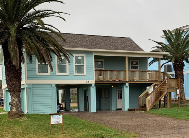 22 Riviera Drive, Rockport, TX 78382 (MLS #48511549) :: Texas Home Shop Realty