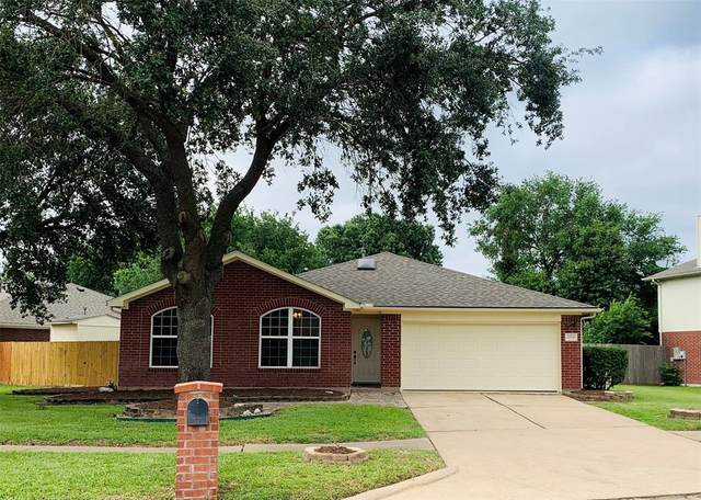 20814 Hickory Farm Drive, Katy, TX 77449 (MLS #48516866) :: Texas Home Shop Realty