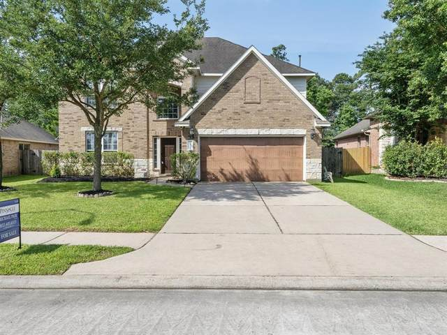 21534 Spear Valley Lane, Porter, TX 77365 (MLS #48524031) :: The SOLD by George Team