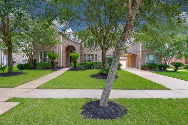 9619 Silver Birch Court, Missouri City, TX 77459 (MLS #48524177) :: The Sansone Group