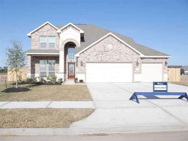23213 Zinfandel Drive, Alvin, TX 77511 (MLS #48543961) :: Rachel Lee Realtor