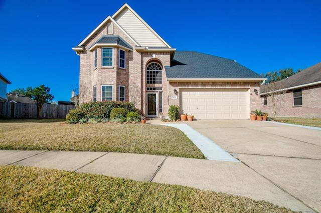 410 Prattwood Court, League City, TX 77573 (MLS #48562645) :: Fairwater Westmont Real Estate