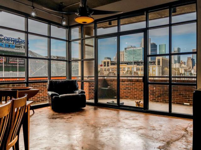 505 Bastrop Street #301, Houston, TX 77003 (MLS #48566306) :: Fairwater Westmont Real Estate