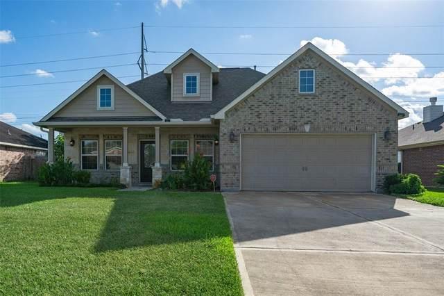 209 Seacrest Boulevard, League City, TX 77573 (MLS #48574466) :: The Home Branch