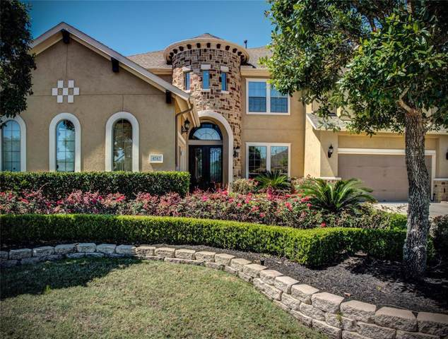 4742 Burclare Court, Sugar Land, TX 77479 (MLS #48580252) :: The SOLD by George Team
