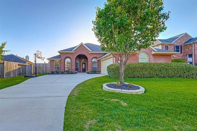 7018 Sierra Night Drive, Richmond, TX 77407 (MLS #48584431) :: Michele Harmon Team