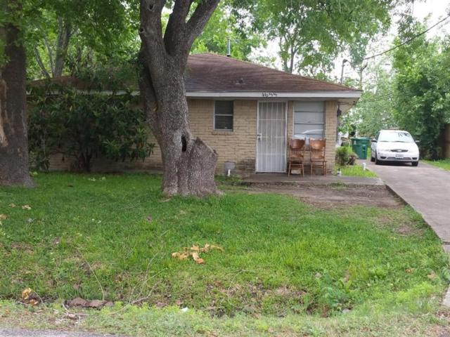 4633 Alvin Street, Houston, TX 77051 (MLS #48603510) :: Magnolia Realty