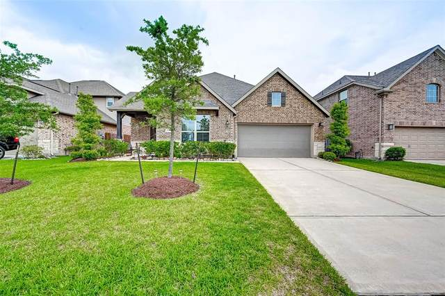 13414 Lansdown Street, Rosharon, TX 77583 (MLS #48607132) :: The SOLD by George Team