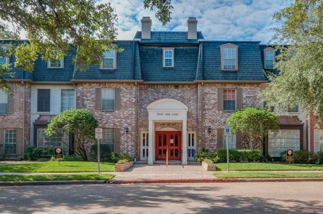 351 N Post Oak Ln #702, Houston, TX 77024 (MLS #48609203) :: Glenn Allen Properties