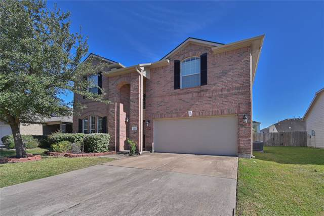 2714 Defoe Drive, Katy, TX 77449 (MLS #48610441) :: Texas Home Shop Realty