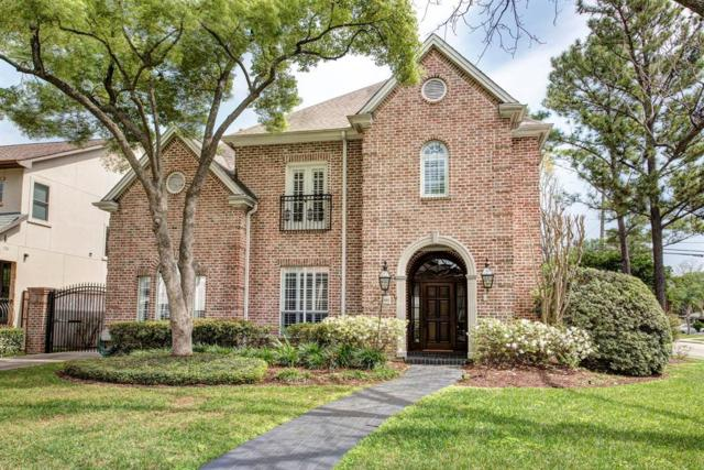 551 Begonia Street, Bellaire, TX 77401 (MLS #48616687) :: The Heyl Group at Keller Williams