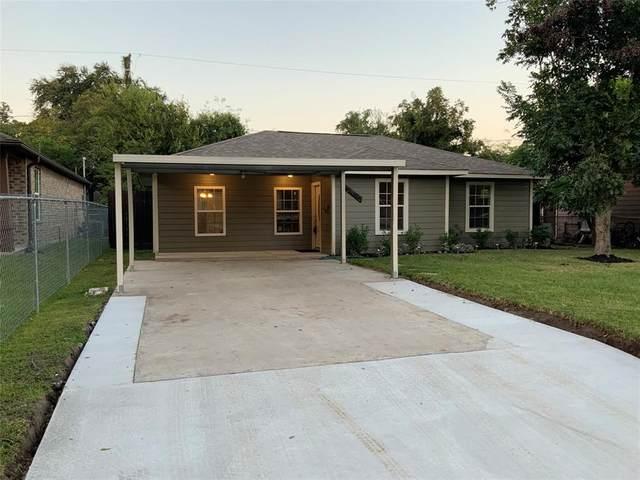 3923 Florinda Street, Houston, TX 77021 (MLS #48636594) :: Ellison Real Estate Team