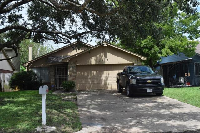 3110 Brookston Street, Houston, TX 77045 (MLS #48648928) :: Fairwater Westmont Real Estate