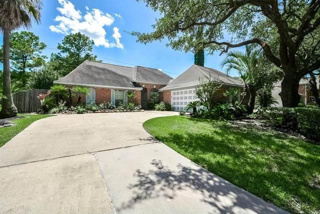 14835 Preston Park Drive, Houston, TX 77095 (MLS #48652688) :: The Heyl Group at Keller Williams