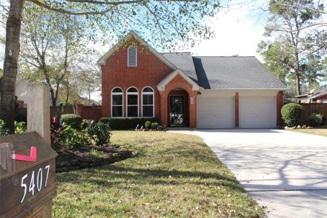 5407 Glade Estates Drive, Houston, TX 77339 (MLS #4865391) :: Fairwater Westmont Real Estate