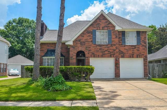 1206 Green Knoll Drive, Sugar Land, TX 77479 (MLS #48670466) :: The Sansone Group
