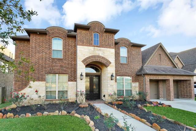13316 Alder Glen Lane, Pearland, TX 77584 (MLS #48670885) :: The Home Branch