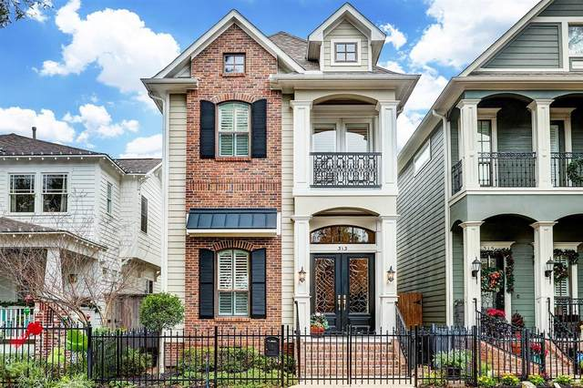 313 E 25th Street, Houston, TX 77008 (MLS #48678204) :: My BCS Home Real Estate Group