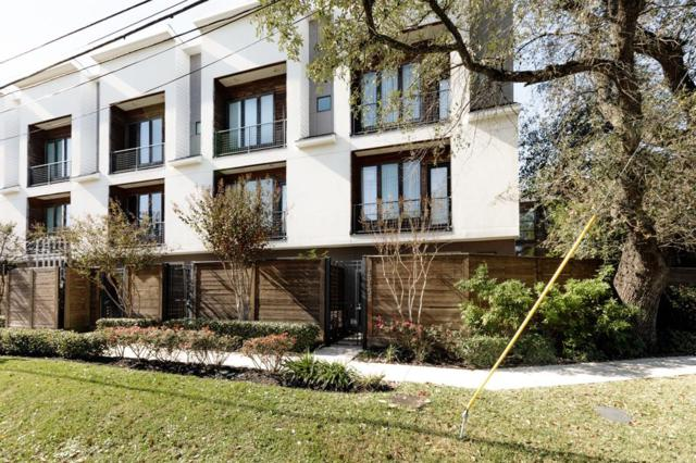1545 Birdsall Street C, Houston, TX 77007 (MLS #48678672) :: The SOLD by George Team