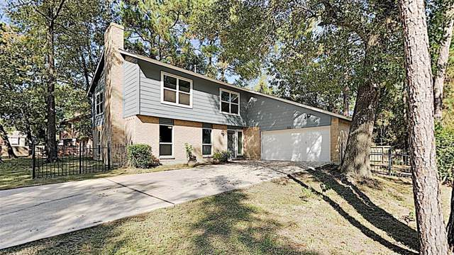 971 N Red Cedar Circle, The Woodlands, TX 77380 (MLS #48682563) :: The Bly Team